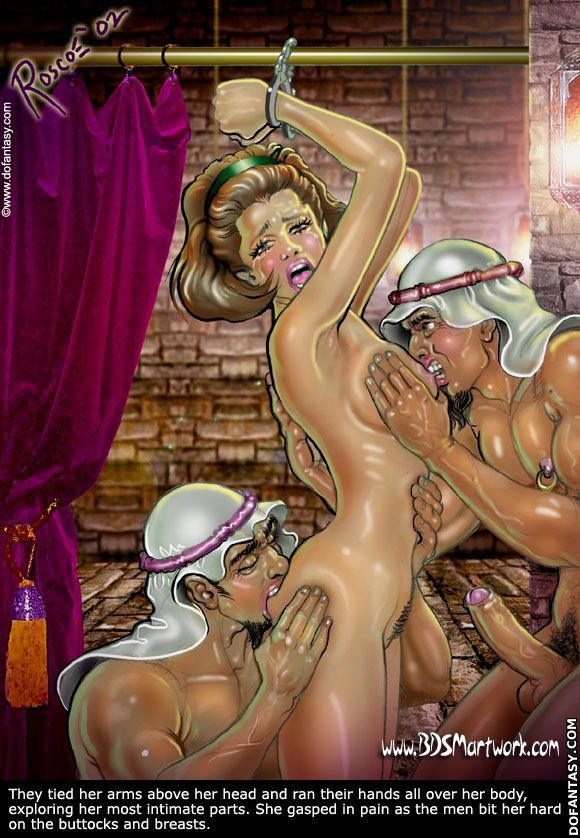 Female pow bdsm role player tortured using electric toys by two lesbians 8
